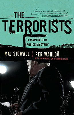 The Terrorists: A Martin Beck Police Mystery (10)画像