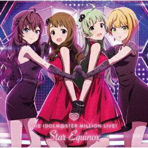 【楽天ブックス限定先着特典】THE IDOLM@STER MILLION LIVE! STAR EQUINOX(ポストカード)