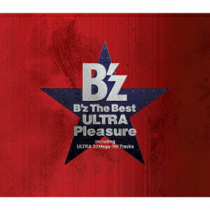 "B'z The Best ""ULTRA Pleasure""(2CD+DVD)画像"