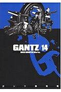 GANTZ(14)画像