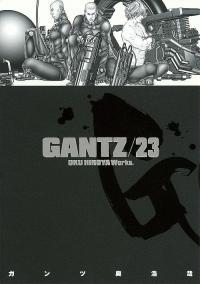 GANTZ(23)画像