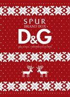 SPUR BRAND BOX D&G 2010-11 FALL/WINTER C