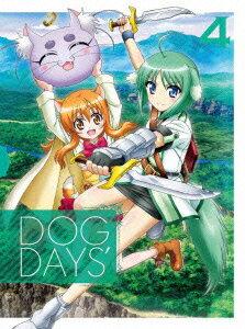 【送料無料】DOG DAYS´ 4【Blu-ray】 [ 宮野真守 ]