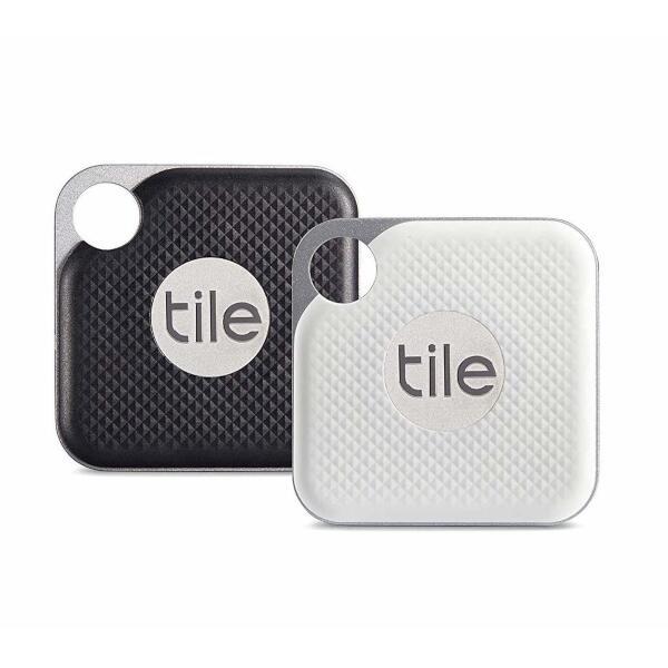 Tile Pro Black & Pro White (電池交換版) コンボパック