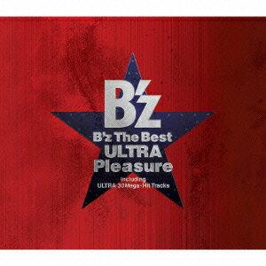 """【楽天ブックスならいつでも送料無料】B'z The Best """"ULTRA Pleasure""""(2CD) [ B'z ]"""