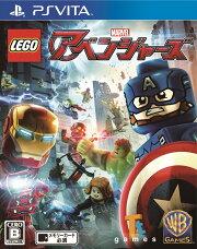 LEGO マーベル アベンジャーズ PS Vita版