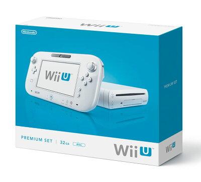 Wii U プレミアムセット (shiro)