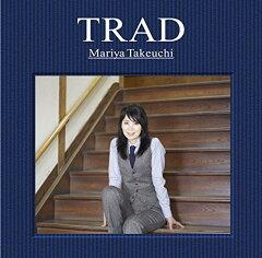 【楽天ブックスならいつでも送料無料】TRAD (初回限定盤 CD+DVD) [ 竹内まりや ]