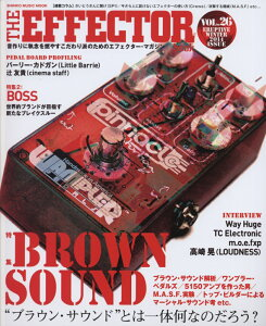 �ڳ�ŷ�֥å����ʤ餤�ĤǤ�����̵����The��EFFECTOR��BOOK��Vol��26��