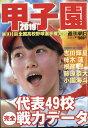 週刊朝日増刊 甲子園2019 2019年 8/15号 [雑誌]