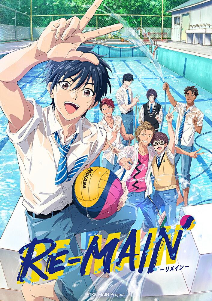 RE-MAIN DVD 3 (特装限定版)