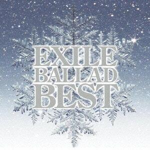 EXILE BALLAD BEST画像