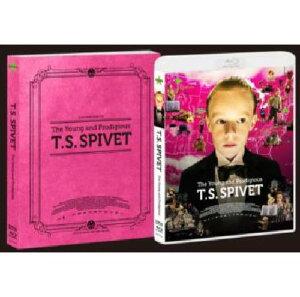 天才スピヴェット Blu-rayコレクターズ・エディションアウタースリーブ付【初回限定生産】【…