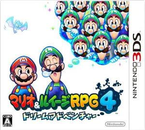 【送料無料】マリオ&ルイージRPG4 ドリームアドベンチャー