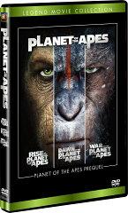 猿の惑星 プリクエル DVDコレクション<3枚組>