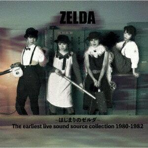 ロック・ポップス, その他  1980-1982 ZELDA