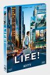 LIFE!/ライフ 2枚組ブルーレイ&DVD【初回生産限定】【Blu-ray】