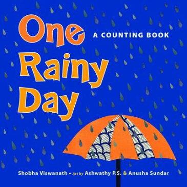 One Rainy Day: A Counting Book 1 RAINY DAY-BOARD [ Shoba Viswanath ]