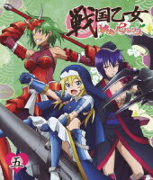 戦国乙女〜桃色パラドックス〜五【Blu-ray】