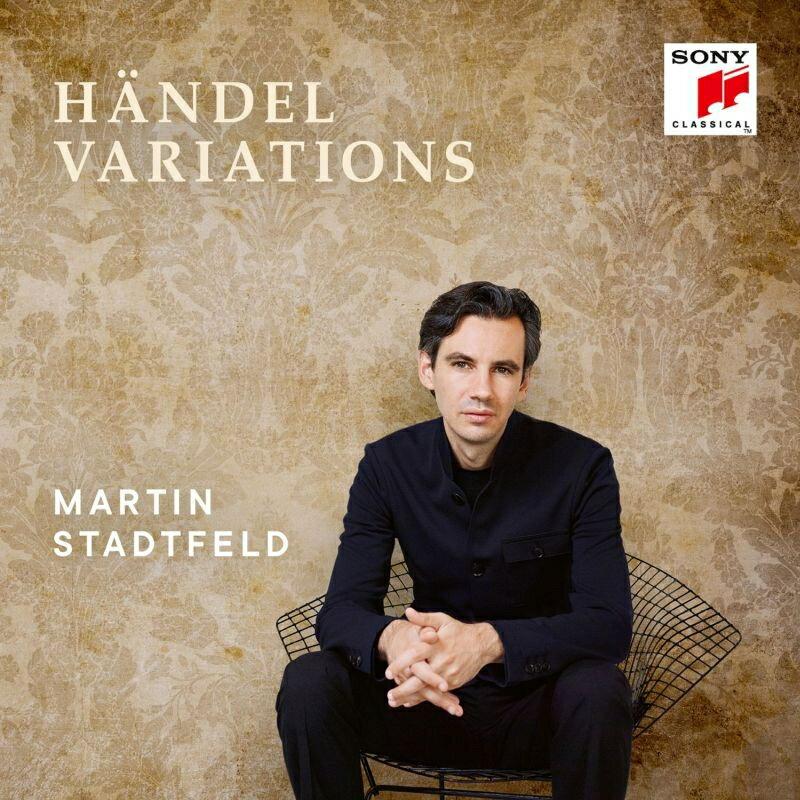 【輸入盤】『ヘンデル・ヴァリエーション〜オペラ・アリアのピアノ編曲集、他』 マルティン・シュタットフェルト画像