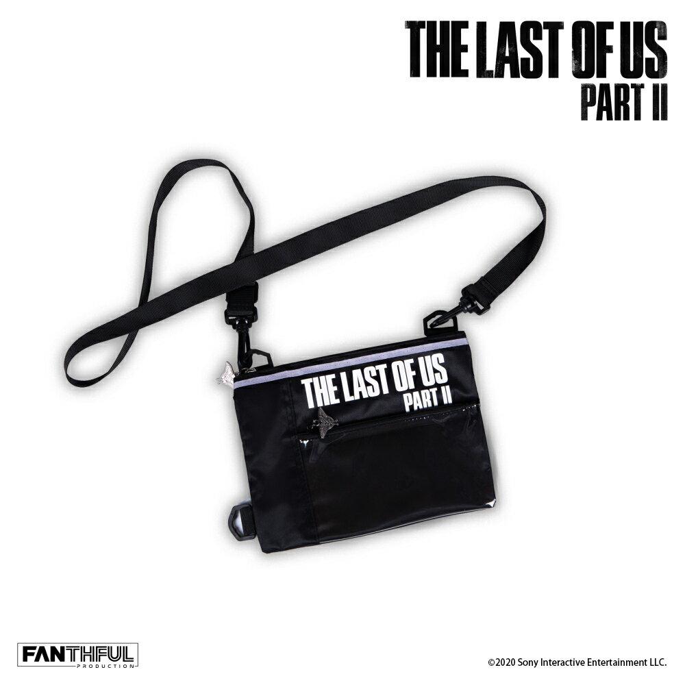 The Last of Us Part II メッセンジャーバッグ画像