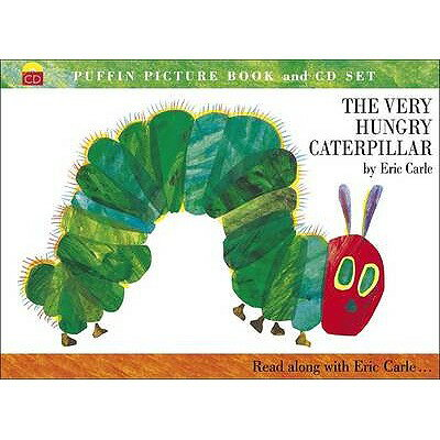 洋書, BOOKS FOR KIDS VERY HUNGRY CATERPILLAR,THE(P WCD) ERIC CARLE