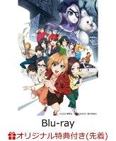 【楽天ブックス限定先着特典+先着特典】劇場版SHIROBAKO 通常版A5クリアアートカード+複製原画3枚(ランダム全6種))【Blu-ray】