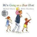 【送料無料】【sale1110】WE'RE GOING ON A BEAR HUNT(PB W/CD) [ MICHAEL/OXENBURY ROSEN, HEL...