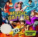 MUSIC BATTLER (��������A CD��DVD)