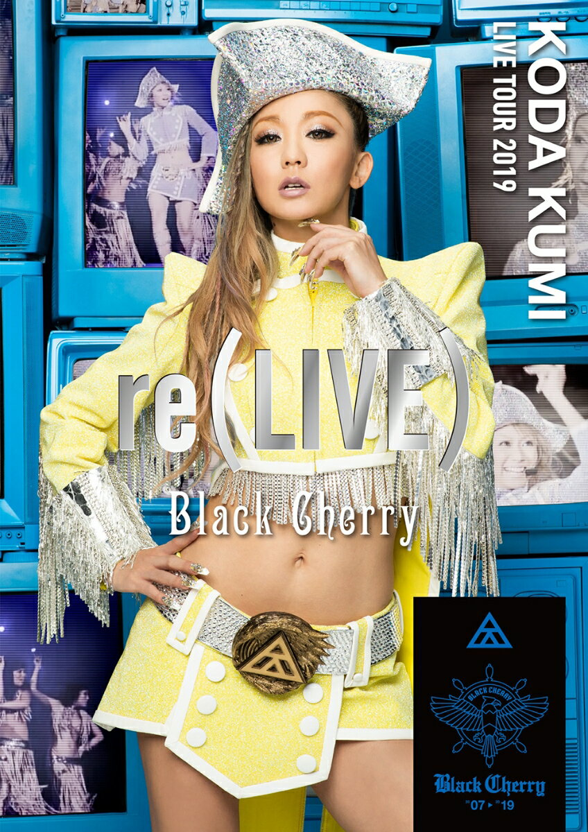 KODA KUMI LIVE TOUR 2019 re(LIVE) -Black Cherry-