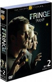 FRINGE/フリンジ<セカンド・シーズン>セット2
