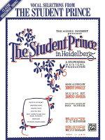 【輸入楽譜】ロンバーグ, Sigmund: オペレッタ「学生王子」