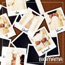 BIGMAMA(ビッグママ)の「母に贈る歌」を収録したアルバム「君がまたブラウスのボタンを留めるまで」のジャケット写真。