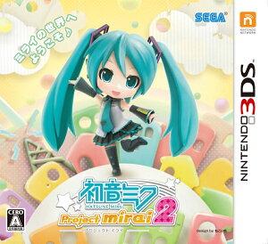 【送料無料】【雛まつり一番くじ実施中】初音ミク Project mirai 2 通常版