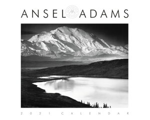 Ansel Adams 2021 Wall Calendar ANSEL ADAMS 2021 WALL CAL [ Ansel Adams ]
