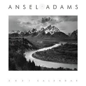 Ansel Adams 2021 Engagement Calendar ANSEL ADAMS 2021 ENGAGEMENT CA [ Ansel Adams ]