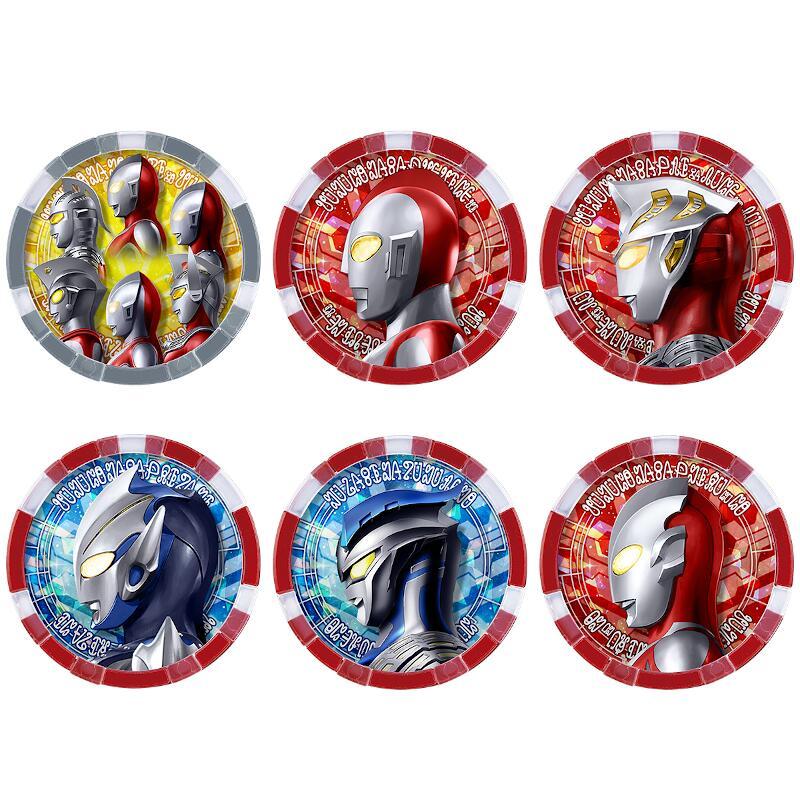 ウルトラマンZ DXウルトラメダル ウルトラレジェンドセットEX04画像