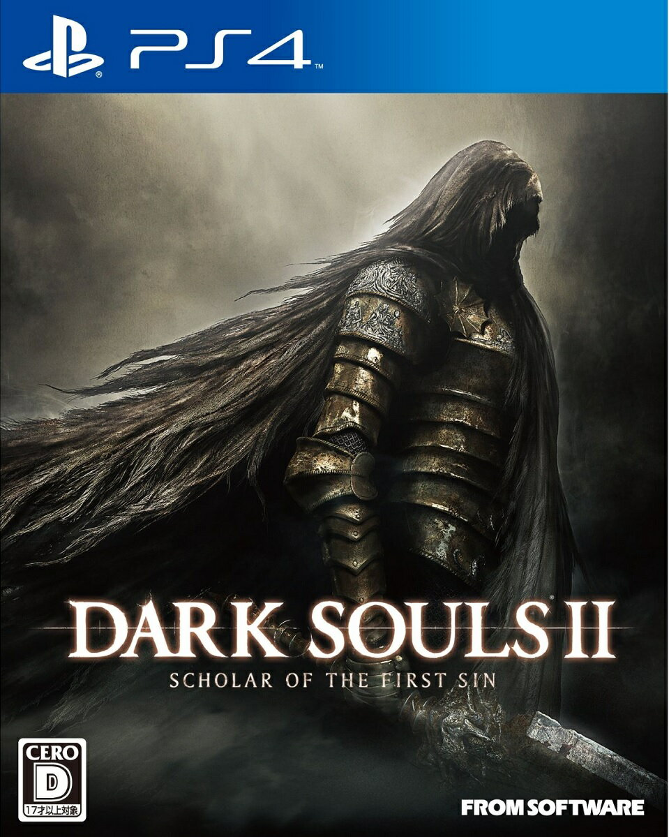 DARK SOULS 2 SCHOLAR OF THE FIRST SIN PS4版