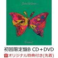 【楽天ブックス限定先着特典】Dropout / umbrella (初回限定盤B CD+DVD) (チケットホルダー)