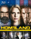HOMELAND ホームランド シーズン3 ブルーレイBOX【Blu-ray】