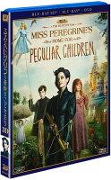 ミス・ペレグリンと奇妙なこどもたち 3枚組3D・2Dブルーレイ&DVD(初回生産限定)【Blu-ray】