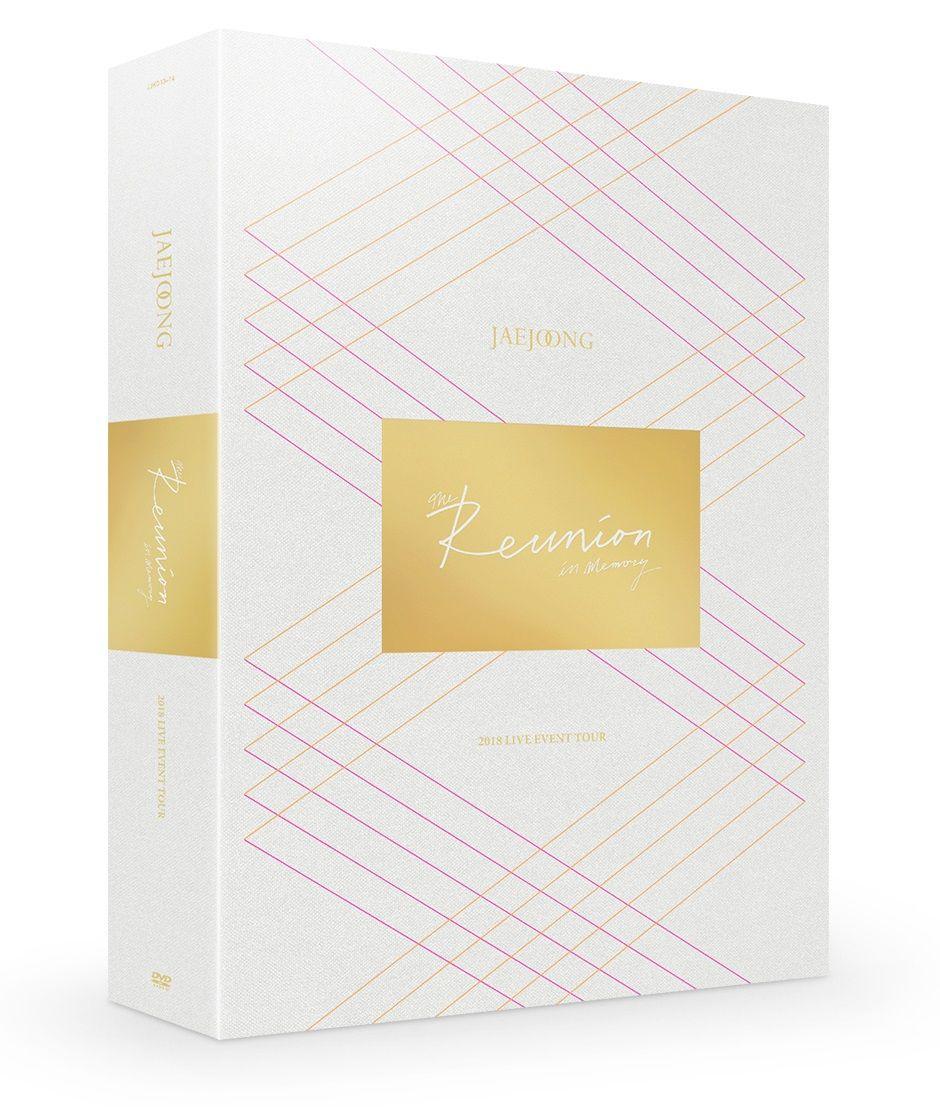 【先着特典】JAEJOONG The Reunion in memory(DVD2枚組+180Pライブフォトブックレット+豪華ケース)(初回限定生産盤)(オリジナルステッカー付き)
