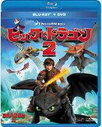 ヒックとドラゴン2 2枚組ブルーレイ&DVD【初回生産限定】【Blu-ray】