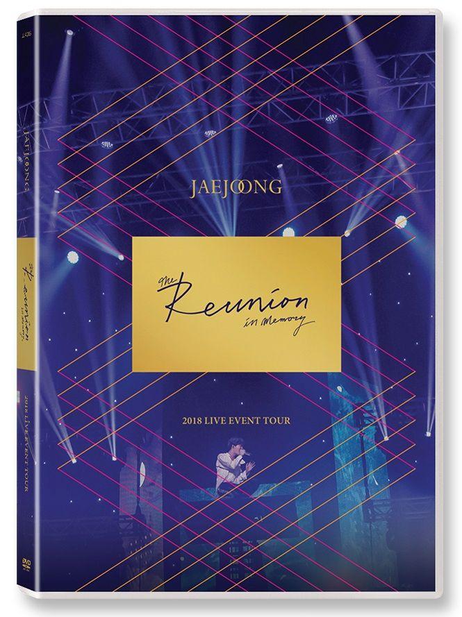 【先着特典】JAEJOONG The Reunion in memory(DVD1枚組+16Pブックレット)(通常盤)(オリジナルステッカー付き)