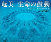【謝恩価格本】奄美 生命の鼓動 海底のミステリーサークル