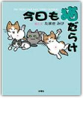 【送料無料】今日も猫だらけ [ たまきみけ ]