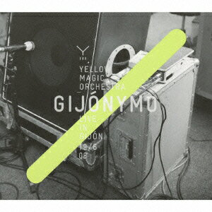 GIJONYMO YELLOW MAGIC ORCHESTRA LIVE IN GIJON 19/6 08画像