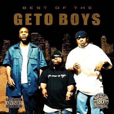 【輸入盤】Best Of The Geto Boys画像