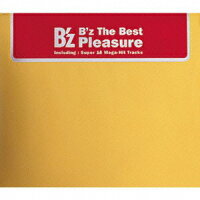 "B'z The Best""Pleasur"""
