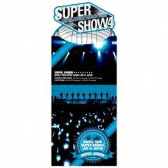 【送料無料】WORLD TOUR SUPER SHOW4 LIVE in JAPAN(仮)(5枚組DVD)【初回生産限定】 [ SUPER ...